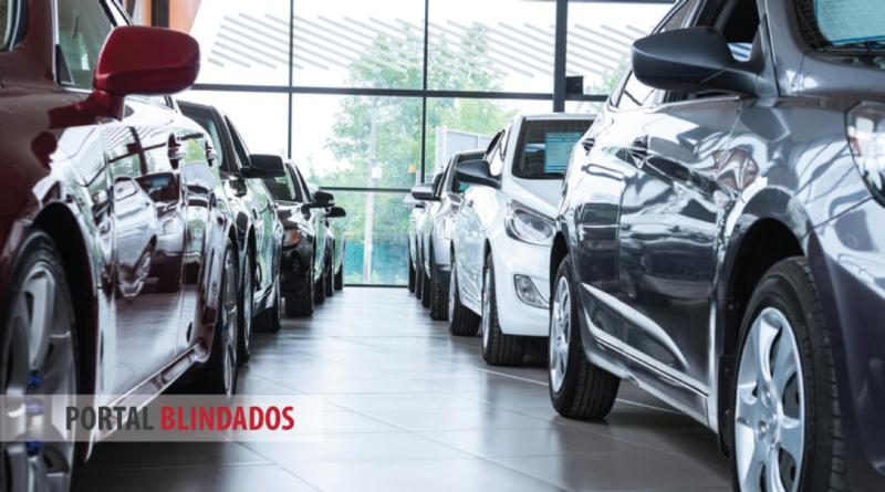 Venda de veículos alcança o melhor resultado em 20 meses